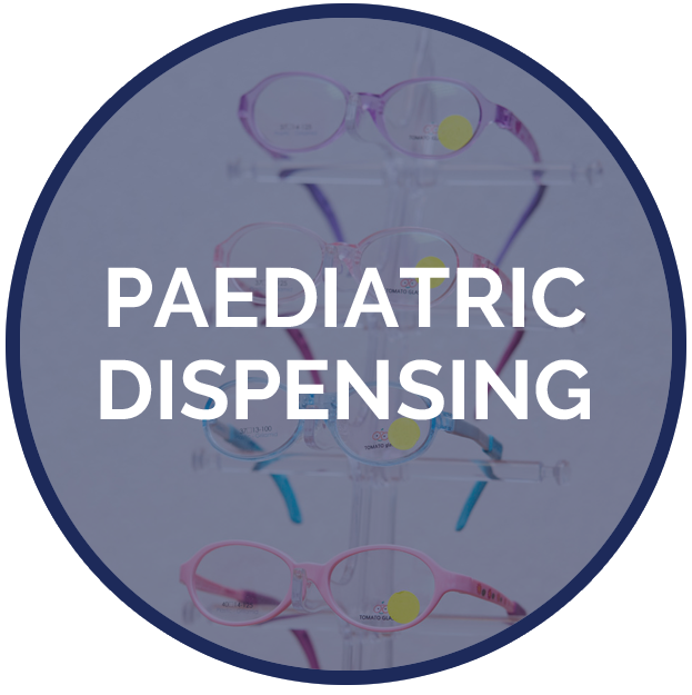 Specialised Page Paediatric Button